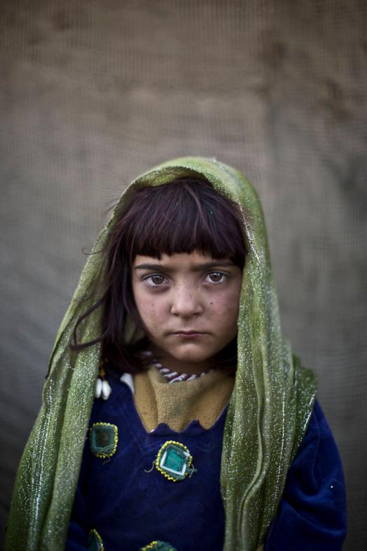 I rifugiati afghani di Muhammed Muheisen