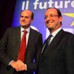 Bersani e Hollande