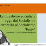 L'ebook: Materiali politici di Rino Formica