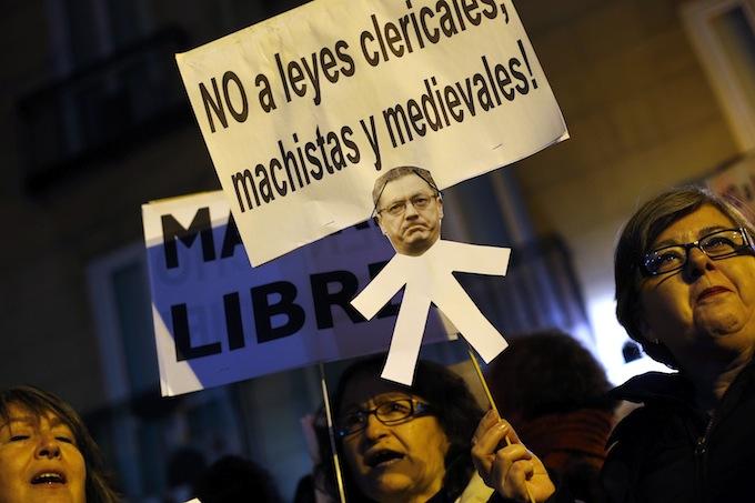 Rajoy aborto
